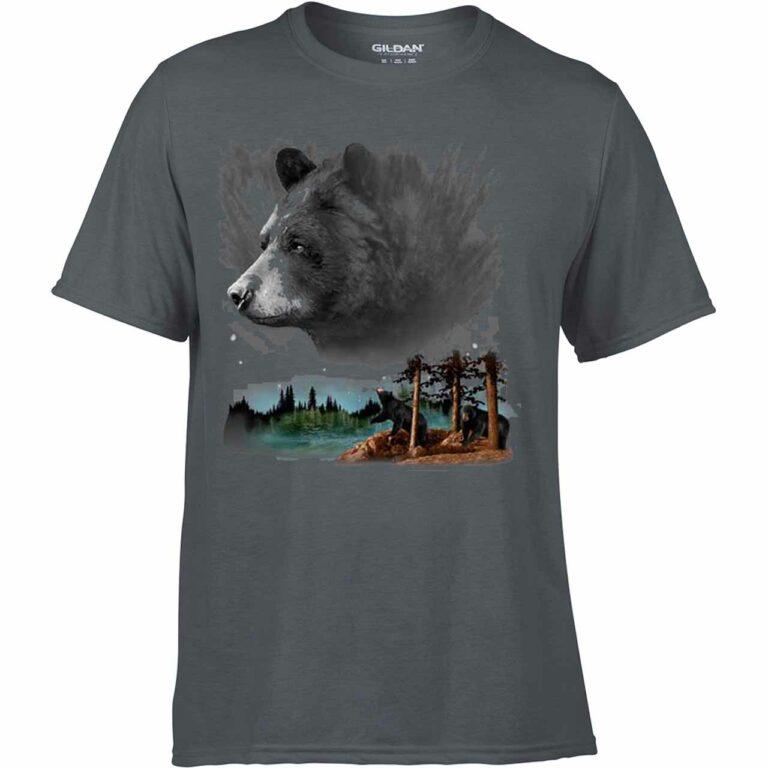Hi Low Bear