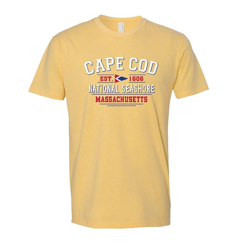 Cape Cod National Seashore (Yellow)